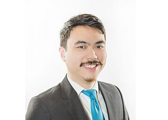 Brandon Wong est développeur principal chez Catallaxy