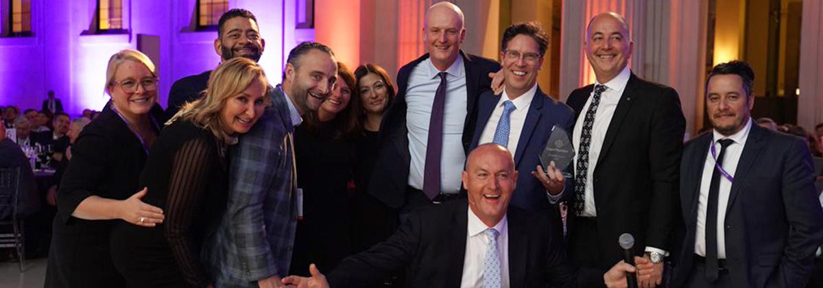 Catallaxy est la grande gagnante du Prix Innovation remis dans le cadre des Grant Thornton Experience Awards avec Abacus. Toute l'équipe de Catallaxy est fière d'avoir remporté ce prix.