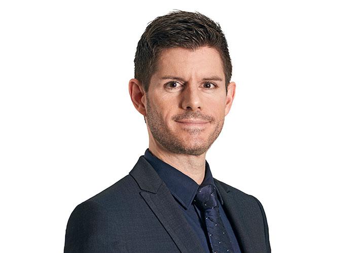 Jean-François Trépanier, Senior Manager Professional Standards – Audit at RCGT